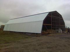 Hangar arch