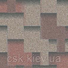 Битумная черепица Акцент Кедровый