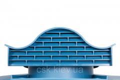Вентиль синий Huopa-KTV