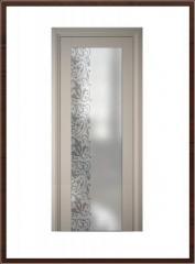 Doors glass interroom Lviv, glass doors the