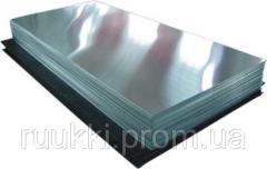 Гладкий лист PE 0,45 mm