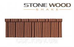 Композитная черепица Roser Stone Wood Shake