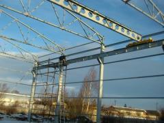 Do produkcji nowy hangar