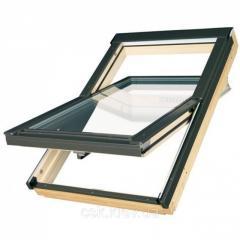 Мансардное окно Velux с открыванием по...