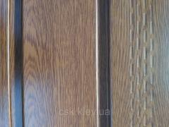 Металлический профиль Соффит Golden Oak