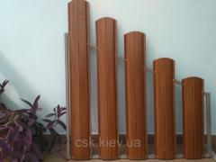 Металлический штакетник Pema 0,45 Польша