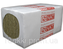 Теплоизоляционный материал Izovat 40 100мм