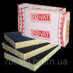 Теплоизоляционный материал Izovat 80FG 100 мм