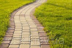 Чистый тротуар