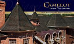 Элитная битумная черепица Gaf Camelot®
