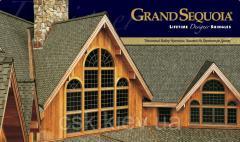 Элитная битумная черепица Gaf Grand Sequoia®