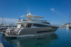 Motor Prestige 750 yach