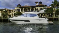 Motor Prestige 460 yach