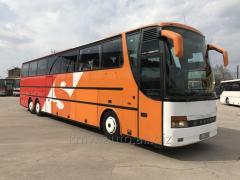 Автобусне лобове скло до Setra 315 HD, 317 HDH