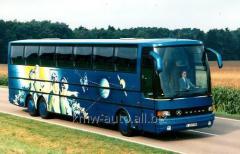 Автобусне лобове скло до Setra 215UL, 215HD, 217HDH