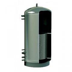 Теплоаккумулирующая емкость ЕА-01-3000 л x/y KUYDYCH без изоляции с 1 змеевиком