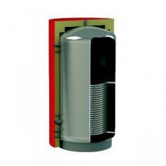 Теплоаккумулирующая емкость ЕА-01-3000 л x/y KUYDYCH в изоляции с 1 змеевиком