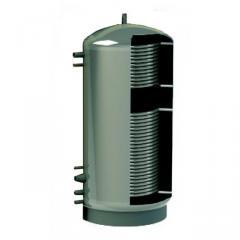 Теплоаккумулирующая емкость ЕА-11-3000 л x/y KUYDYCH без изоляции с 2 змеевиками