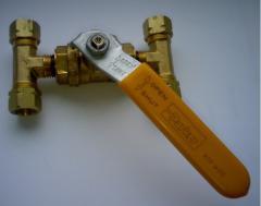 Кран для переключения гидрошлангов BP-95...