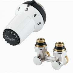 Комплекты радиаторных терморегуляторов