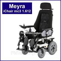 Электро коляски с функцией подъема кресла