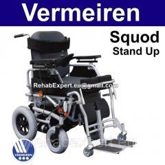 Инвалидное кресло-Коляска с электроприводом Vermeiren Squod Su