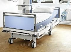 Реанимационная кровать Stiegelmeyer Sicuro Pesa Intensive Care Bed