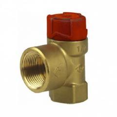 Предохранительный клапан AFRISO MS 3/4 2,5 бар 42386