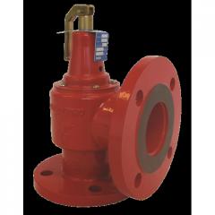 Предохранительные клапаны DUCO тип КG-FF , фланцевое - AFRISO