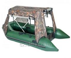 Тент - палатка без каркаса Kolibri K-240, камуфляж