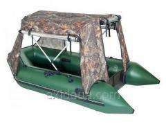 Тент - палатка без каркаса Kolibri K-260Т, камуфляж
