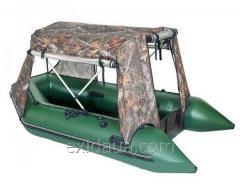 Тент - палатка без каркаса Kolibri K-280СТ, камуфляж