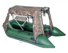 Тент - палатка без каркаса Kolibri K-250Т, камуфляж