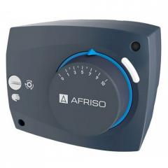 Электрические приводы тип ARM AFRISO для поворотных клапанов