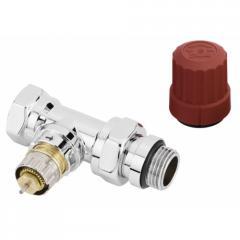 Клапан термостатический прямой, хром серии RA-NCX 013G4238