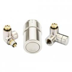 Комплект оборудования RXT-set (нерж. сталь, подкл. справа) для подключения к полотенцосушителям  013G4138