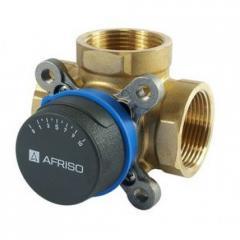 3-ходовые и 4-ходовые клапаны AFRISO