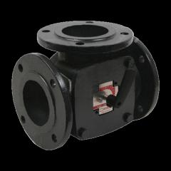 3-ходовой поворотный смесительный клапан F ESBE 225 Kvs ; DN 100