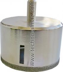 Алмазное сверло D 70 мм