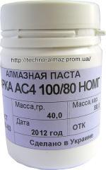АЛМАЗНАЯ ПАСТА АС4 100/80