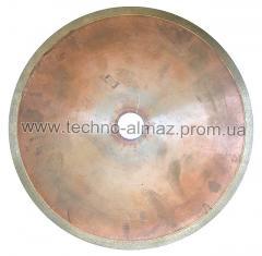 Алмазный отрезной круг 1A1R 300 2,4 10 32