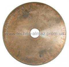 Diamond cutting wheel 1A1R 350 2.4 5 51