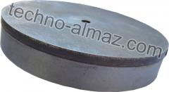 Diamond wheel 6A2T (faceplate) of 100 mm