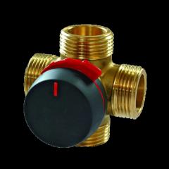 4-ходовый поворот смесительный клапан VRG141; Rp 3/4; 20 DN; 4 Kvs 11640200