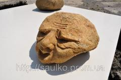 Каменный балван