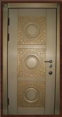 Bronedveri entrance Lviv, sale of armor doors to