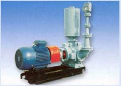 Pumps vacuum water ring VVN type