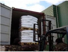 Production ammonium nitrate EuroChem, fertilizers.