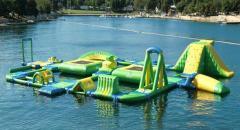 Aquaparks of Fiji