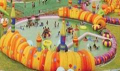 """Aquapark """"The fantastic island"""